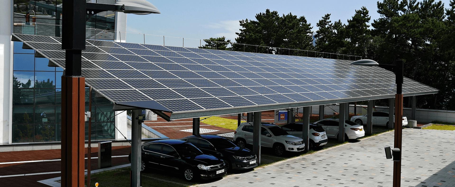 economie d'energie sur parking